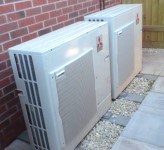 Air-source heat pumps for home heating in Gloucester